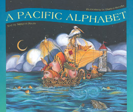 A Pacific Alphabet