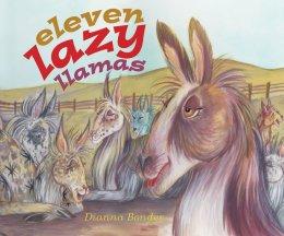 Eleven Lazy Llamas